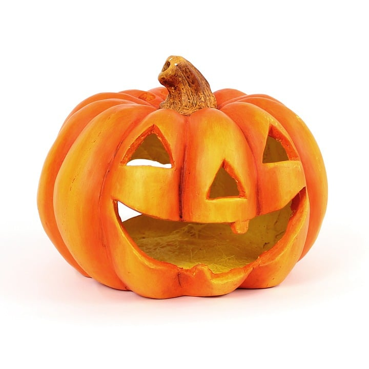Græskar - Halloween