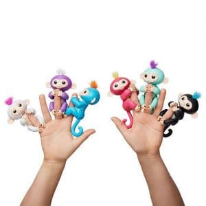 Fingerlings aber - Happy Monkey