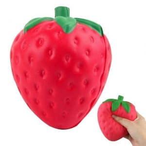 Jordbær Squishy