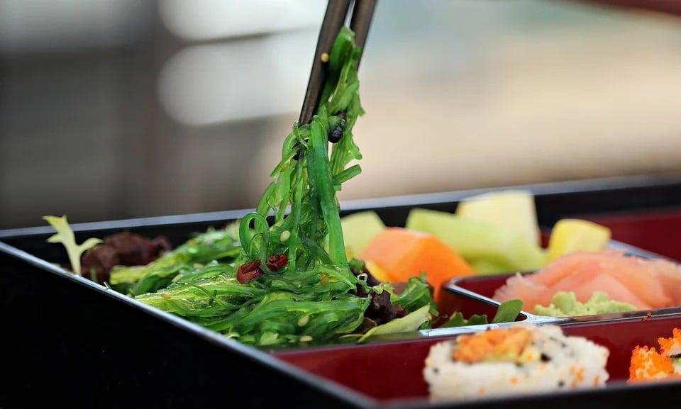 Asiatisk mad